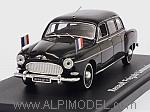 Renault Fregate Limousine Presidentielle 1957 Charles De Gaulle by NOREV