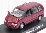 Renault Espace 1992 (Malaga Red Metallic) by NOREV