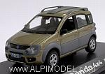Fiat Panda 4x4  Monster by NOREV
