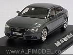 Audi A5 Sportback 2012 (Grey Metallic) by NOREV
