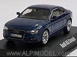 Audi A5 Coupe 2012 (Scubablue Metallic) by NOREV
