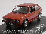 Volkswagen Golf GTI 1976 (Red) by NOREV