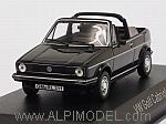 Volkswagen Golf Cabriolet 1981 (Black) by NOREV