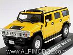 Hummer H2 SUV (Yellow) by NOREV