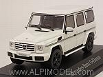 Mercedes G-Class 2016 (Polar White) Mercedes Promo by NOREV
