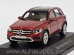 Mercedes GLC-Class 2016 (Designo Hyacinth Red Metallic) Mercedes Promo by NOREV
