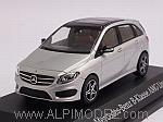 Mercedes B-Class 2014 (Polar Silver) Mercedes Promo by NOREV