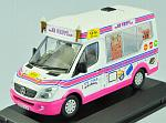 Mercedes Whitby Mondial Ice Cream Van Mr.Whippy by OXF