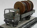Mercedes LP608 Truck Fernmeldedienst by PREMIUM CLASSIXXS.