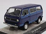 Volkswagen T3b Bus Syncro (Blue) by PCX