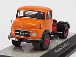 Mercedes LS322 1968 Truck (Orange) by PREMIUM CLASSIXXS.