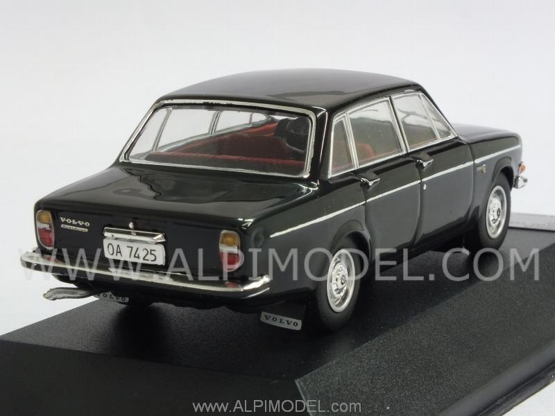 Premium X Volvo 144 S 1967 Black 1 43 Scale Model