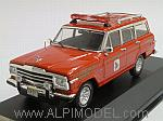 Jeep Wagoneer New Jersey Lakes Fire Brigades 1989 by PREMIUM X