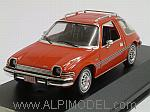 AMC Pacer (Red) by PREMIUM X.