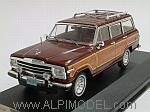 Jeep Wagoneer 1989 (Bordeaux) by PREMIUM X