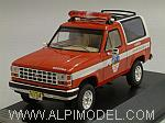 Ford Bronco II 1990 New Jersey Fire Dept. Camden by PREMIUM X.