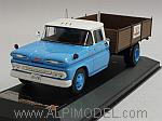 Chevrolet C30 Truck 1961 (Light Blue/White) by PREMIUM X.