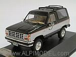 Ford Bronco Ii 1989 (Black/Silver) by PREMIUM X.