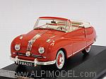 Austin A90 Atlantic Convertible 1949 (Red) by PREMIUM X