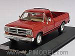 Dodge Ram 1987 (Red) by PREMIUM X.