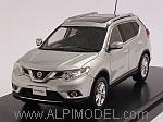 Nissan X-Trail 2014 (Silver) by PMX
