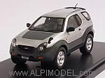 Isuzu Vehicross 1997 (Silver) by PREMIUM X.