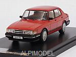 Saab 900i 1987 (Red) by PREMIUM X.