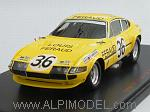 Ferrari 365 GTB/4 #36 Le Mans 1972 by RED LINE