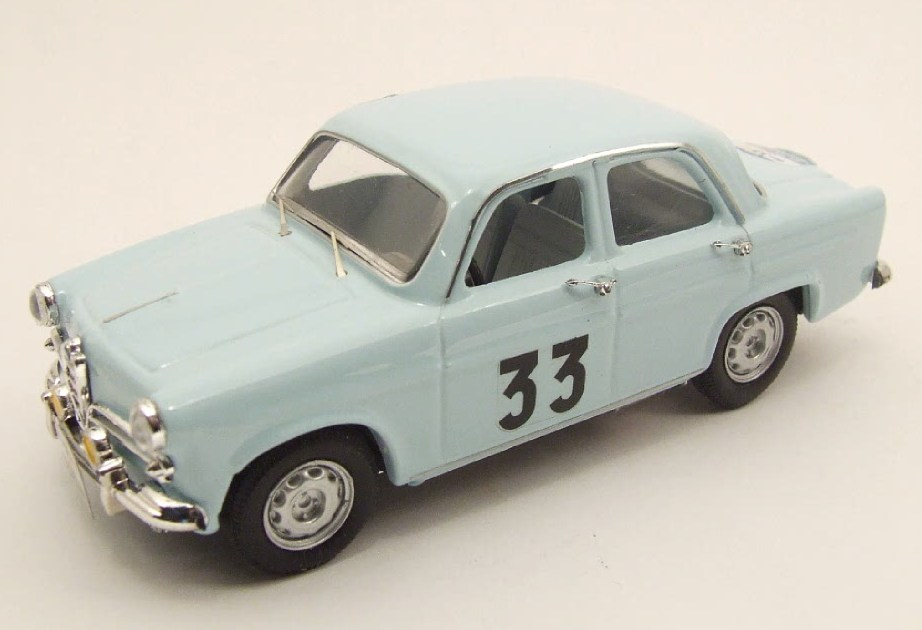 rio alfa romeo giulietta 33 tour de france 1958 1 43 scale model. Black Bedroom Furniture Sets. Home Design Ideas