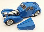 Bugatti 57 SC Atlantic 1938  (Blue - 98 components) by RIO