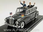 Mercedes 300 L  1963  Adenauer - Kennedy by RIO