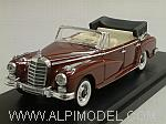 Mercedes 300 D Cabriolet 1958 (Bordeaux) by RIO.
