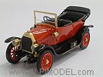 Fiat Zero Cabriolet 1914 (Red) by RIO