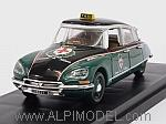 Citroen DS 21 Pallas Taxi Milano 1970 by RIO