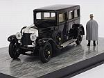 Fiat 519S Limousine 1929 Italian King - Re Vittorio Emanuele III  (with figurine) by RIO
