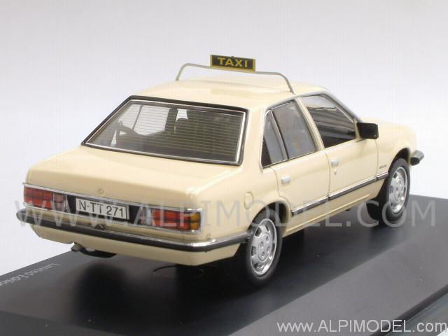 Opel Rekord e taxi
