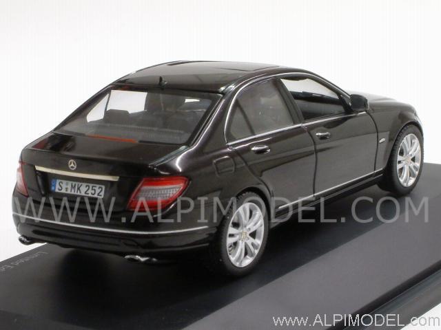 schuco mercedes c class w204 limousine avantgarde. Black Bedroom Furniture Sets. Home Design Ideas
