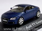 Audi TT Coupe 2006 (Mauritius Blue Metallic) by SCHUCO