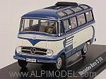 Mercedes O319 Bus (Cream/Blue)  with driver by SCHUCO