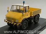 Mercedes Unimog 406 PTT Switzerland by SCHUCO