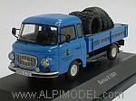 Barkas B1000 Pickup Pneumant by SCHUCO