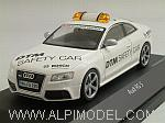Audi RS5 DTM Safety Car 2010 Kastenholz by SCHUCO