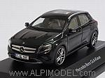 Mercedes GLA-Class (Black) by SCHUCO