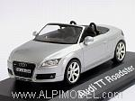 Audi TT Roadster 2006 (Silver) (AUDI promotional) by SCHUCO