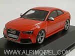 Audi RS5 2012 (Misano Red) HQ resin  (Audi Promo) by SCHUCO