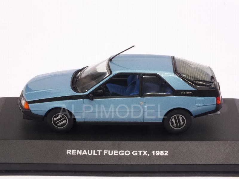 Norev 1/43 - Renault 10 Blue | eBay |Blue Renault Fuego