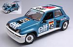 Renault 5 Turbo #49 European Cup 1981 Walter Rohrl by SOLIDO