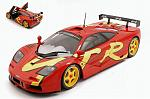 McLaren F1 GTR Short Tail 1996 (Red/Yellow) by SOL