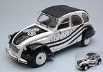 Citroen 2CV6 Bzh 1978 by SOLIDO