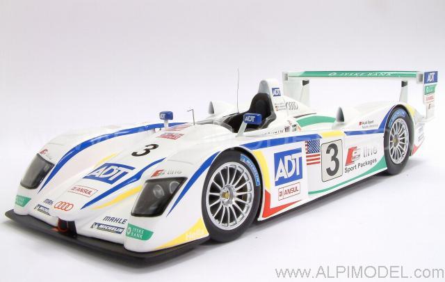 Spark Model Audi R8 Winner Le Mans 2005 1 18 Lehto